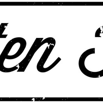 Gluten Free Hipster Logo by GlutenFreeGear