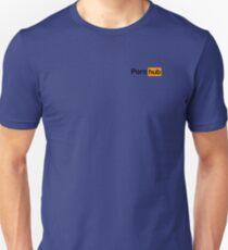 Pornhub Parody Funny Logo  Unisex T-Shirt