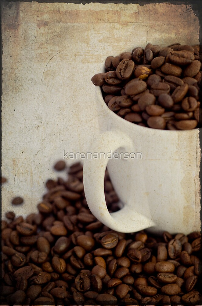 ~ Coffee Beans ~  by karenanderson