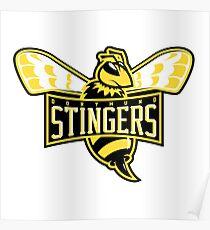 Stingers Dortmund Poster