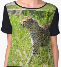 Gepard - Afrika Chiffon Top