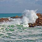 Neptune's Move by CrismanArt
