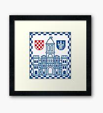 Split, Croatia Framed Print