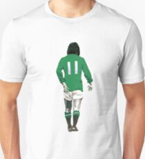 Northern Irish Gorgeous George Best Unisex T-Shirt