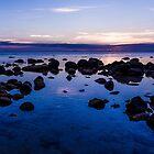 Oceans Blue by Lee Wilson