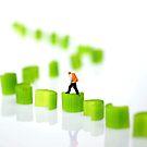 Walking On Celery by Paul Ge