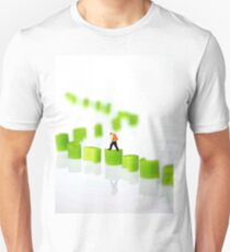 Walking On Celery Unisex T-Shirt