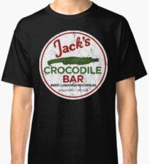 Jacks Crocodile Bar Classic T-Shirt