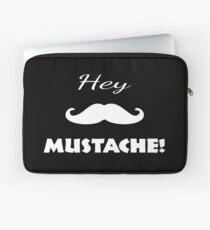 Hey Mustache Laptop Sleeve