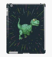 Dino de la galaxy iPad Case/Skin