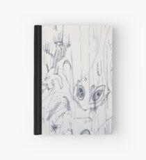 The space between  Hardcover Journal