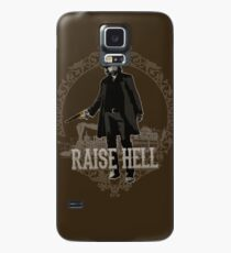 Raise Hell on Union Pacific Case/Skin for Samsung Galaxy