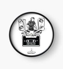 TJ DJ Clock