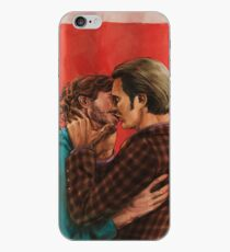 Hook, line and sinker iPhone Case