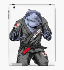 BJJ Shark iPad Case/Skin