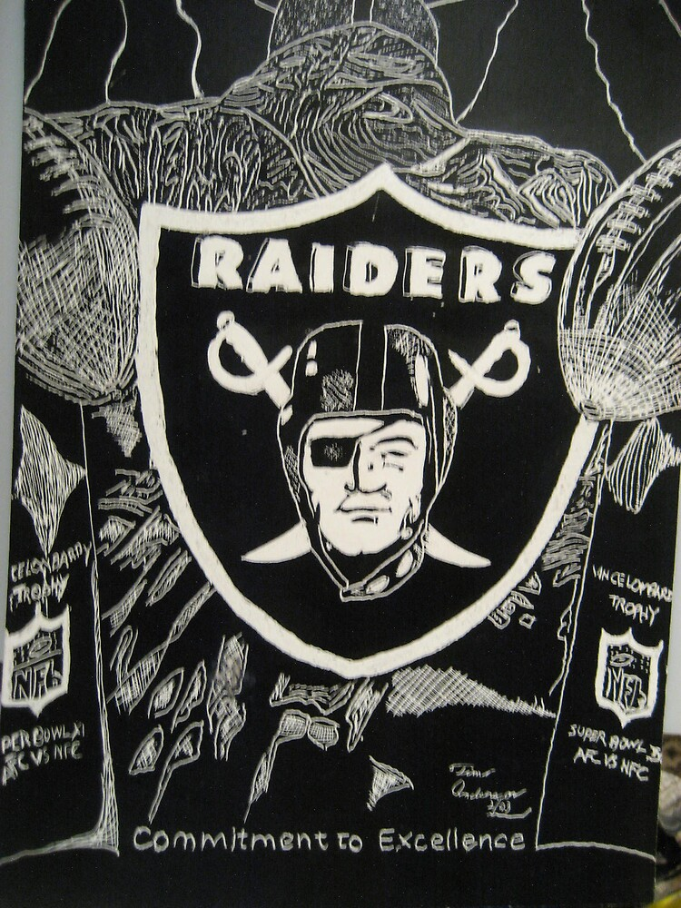 Raider fan by twa5150