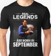 Rafa Nadal September Unisex T-Shirt