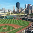 PNC Park - Pittsburgh PA by Jamie Savatt