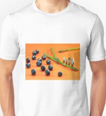 Blueberry Protesting T-Shirt