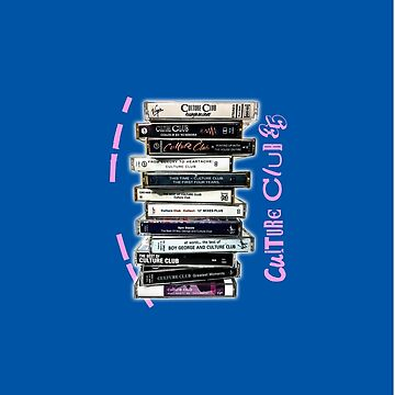 Culture Club 35 - Cassette Culture by cyberchameleon