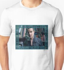 James Masters as Spike in Buffy T-Shirt