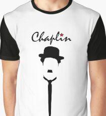 CHAPLIN Graphic T-Shirt