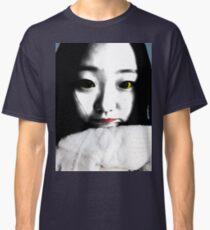 BEAUTIFUL FUNNY ASIAN GIRL POP ART COLOR Classic T-Shirt