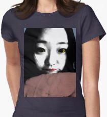 BEAUTIFUL FUNNY ASIAN GIRL POP ART COLOR T-Shirt