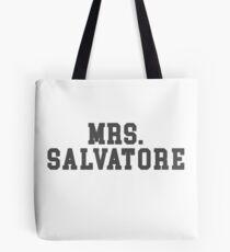 Mrs. Salvatore - The Vampire Diaries - The Originals Tote Bag