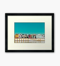 Triana, the beautiful Framed Print