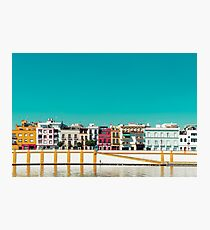Triana, the beautiful Photographic Print