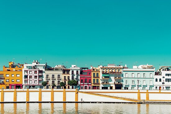 Triana, the beautiful by josemanuelerre