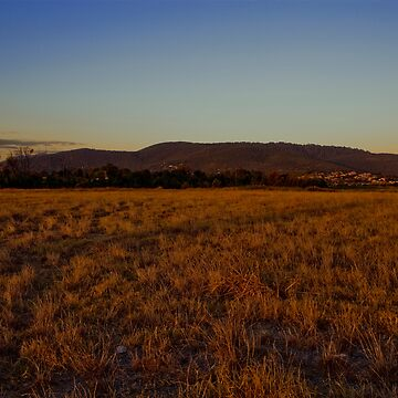 The Dandenongs Sunset by eos30me
