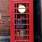Unusual phone box by ForeverFrodo