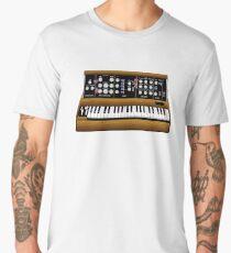 Mini Moog Synth T-Shirt Men's Premium T-Shirt