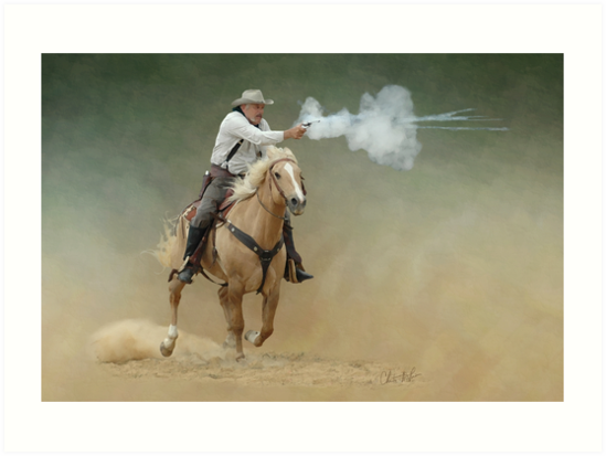 The Ranger by Christine Thomas