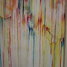 25 x 60 cm Watercolour by ZoeHarders