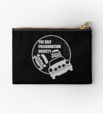 Classic Mini Cooper S - Italian Job - Reversed Studio Pouch