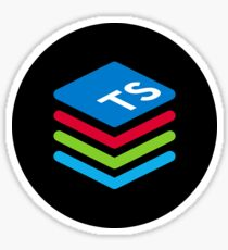 TANA Stack TypeScript Angular Node.js & Azure Sticker