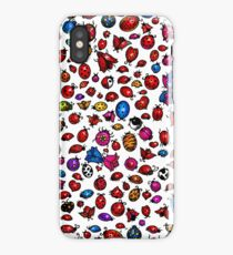 Ladybug Tattoos iPhone Case/Skin