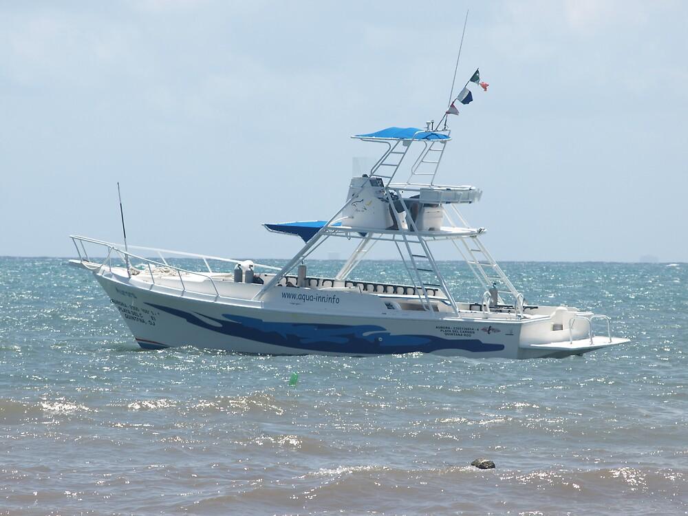 boat by Jason LeRue