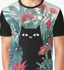 Popoki Graphic T-Shirt