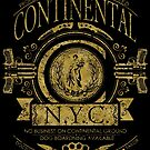 Continental by Everdreamer