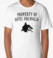hotel valhalla original Long T-Shirt