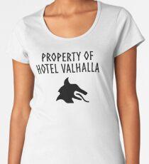 hotel valhalla original Women's Premium T-Shirt