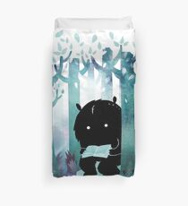 A Quiet Spot Duvet Cover