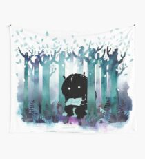 A Quiet Spot Wall Tapestry