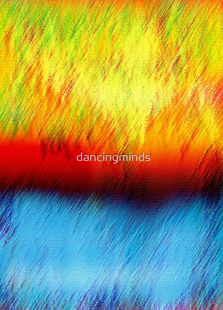 fire vs. water by dancingminds