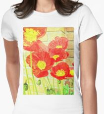 Poppyfied Women's Fitted T-Shirt