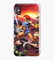 Thundercats HOOO iPhone Case/Skin